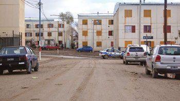 mataron a un hombre de un disparo en las 1008 viviendas