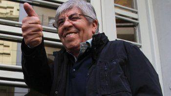 Hugo Moyano sostuvo que ayudó mucho a Mauricio Macri cuando era jefe de Gobierno de Buenos Aires.