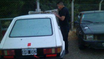 Secuestraron un automóvil al que le habían adulterado el chasis
