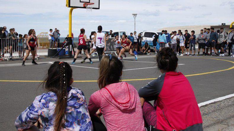 El streetball se desarrollará mañana y el domingo en la bajada 20 de Rada Tilly.