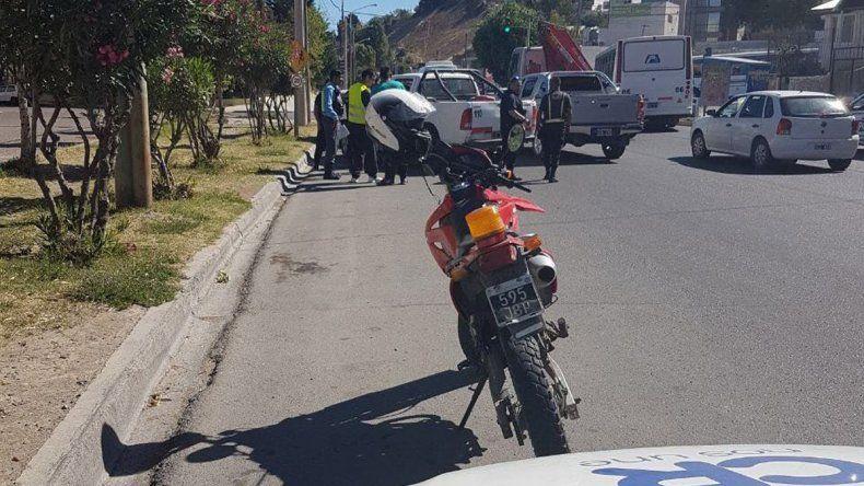 Personal del área de Tránsito de la Municipalidad secuestró ayer una camioneta luego de que el conductor dio positivo en el test de alcoholemia.