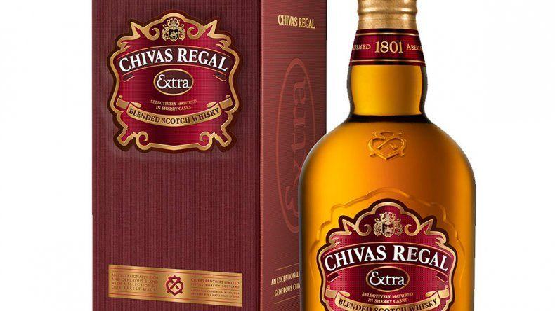 Chivas Regal, en punta de la mano de Casa Babel