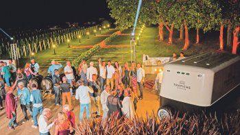 Trapiche Costa & Pampa inauguró una nueva temporada