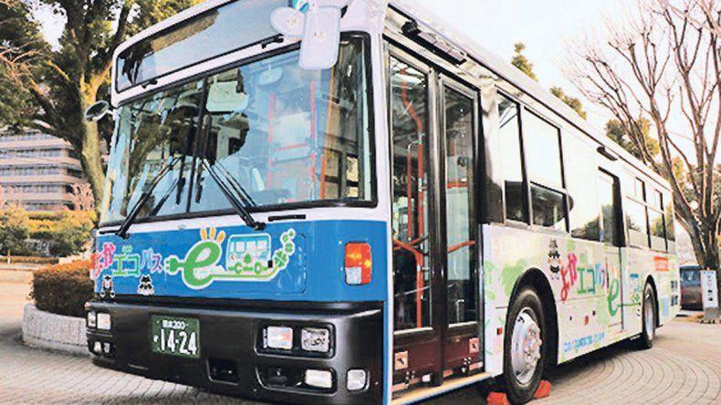 Tecnología del leaf en buses