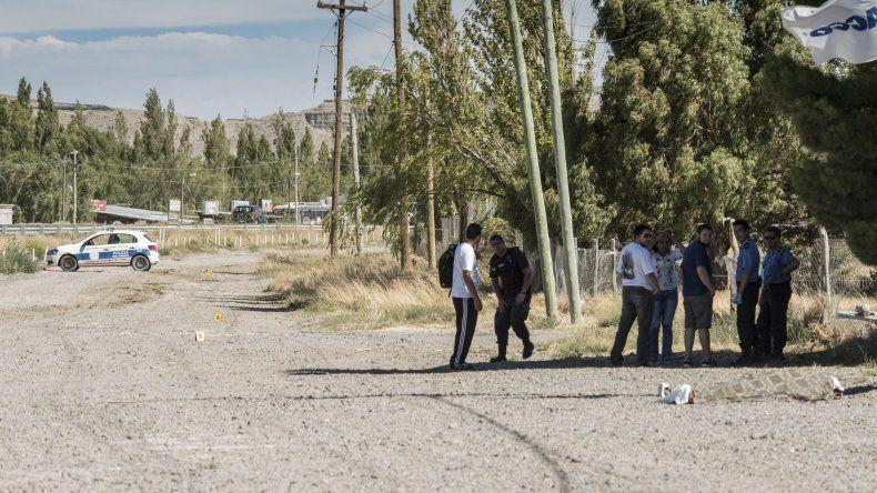 Detuvieron a un joven de 18 años como sospechoso del crimen en Km 14