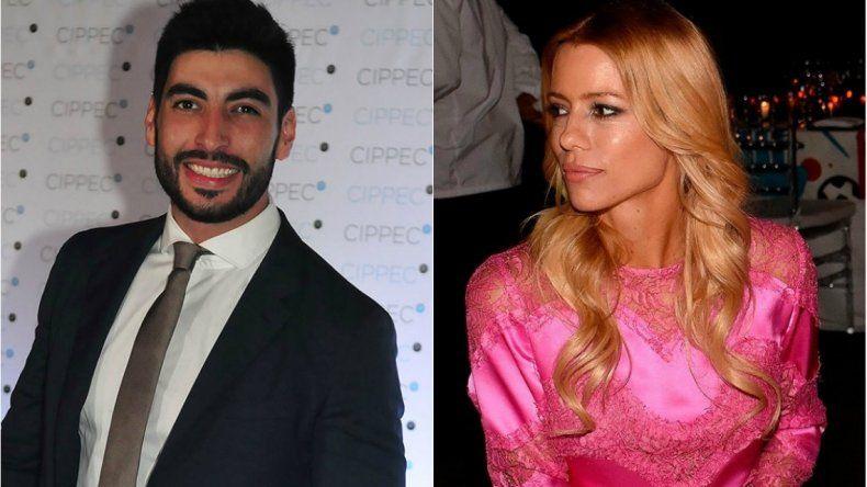 Facundo Moyano dio por terminada la relación con Nicole Neumann