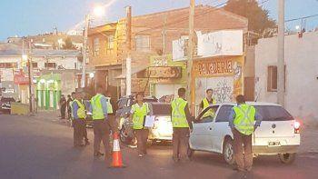 Once conductores dieron positivo en el test de alcoholemia durante los controles de tránsito que se realizaron en el fin de semana.