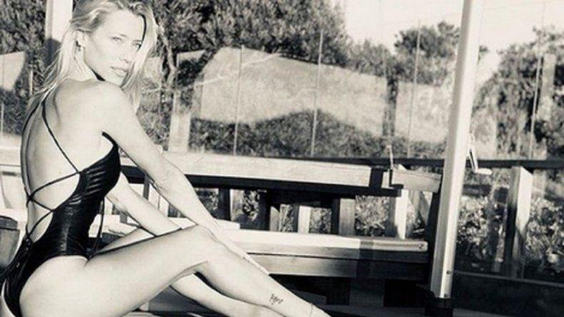 Tras las declaraciones de Moyano, Nicole Neumann publicó fotos sexies