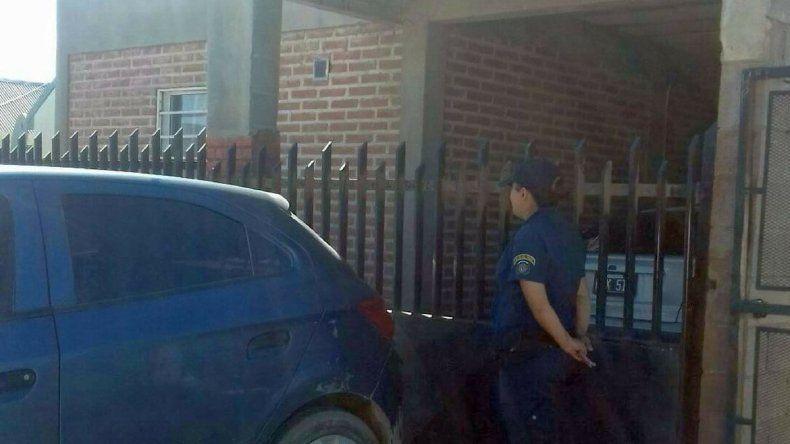 Asesinaron a una mujer en el Abel Amaya: estaba quemada y con un cable en el cuello