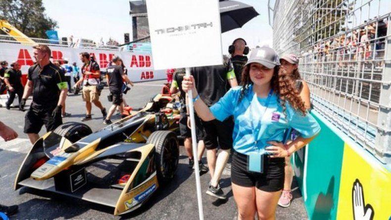 Las promotoras de Fórmula 1 serán reemplazadas por niños