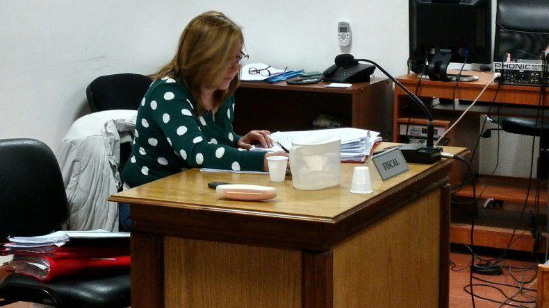 La fiscal Laura Castagno sostuvo que