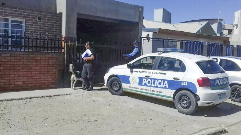 El nuevo crimen en Comodoro se produjo en Juan Manuel de Rosas 3.596