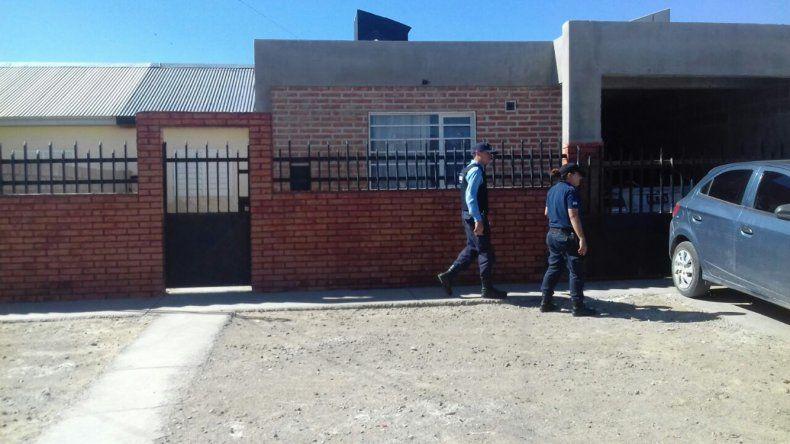 La pareja ya no convivía en la misma casa. La víctima se había instalado en el quincho ubicado en la parte trasera.