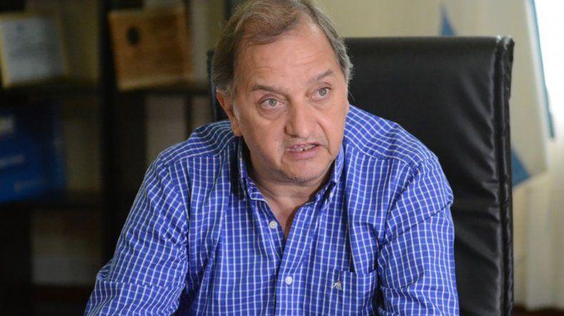 Carlos Linares ratifica que el acuerdo solo favorece a la provincia de Buenos Aires