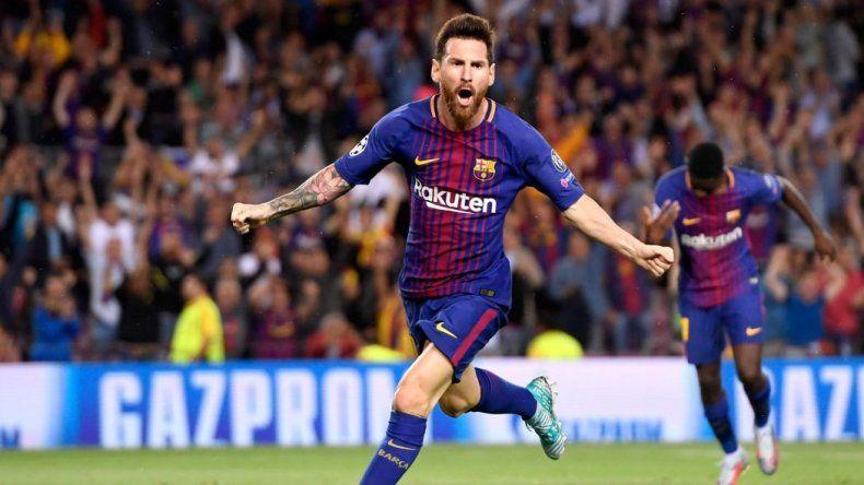 En China buscan seducir a Messi a cualquier costo