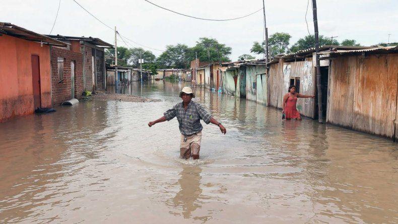 Juntan donaciones para enviar a inundados de Salta