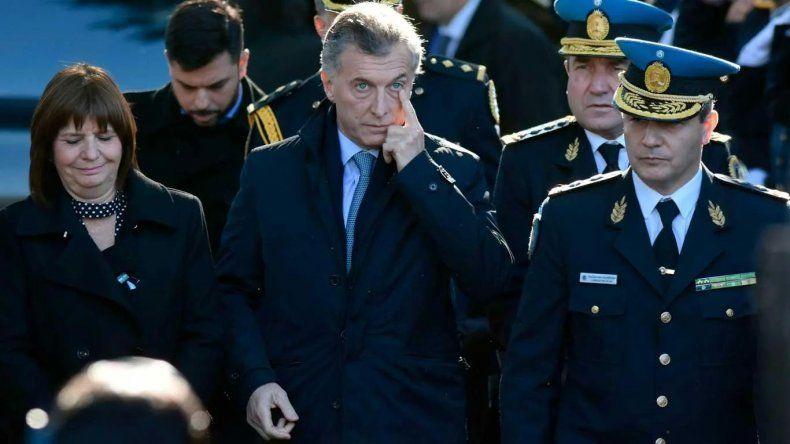 Caso Chocobar: denunciaron a Macri, Peña y Bullrich por apología del delito