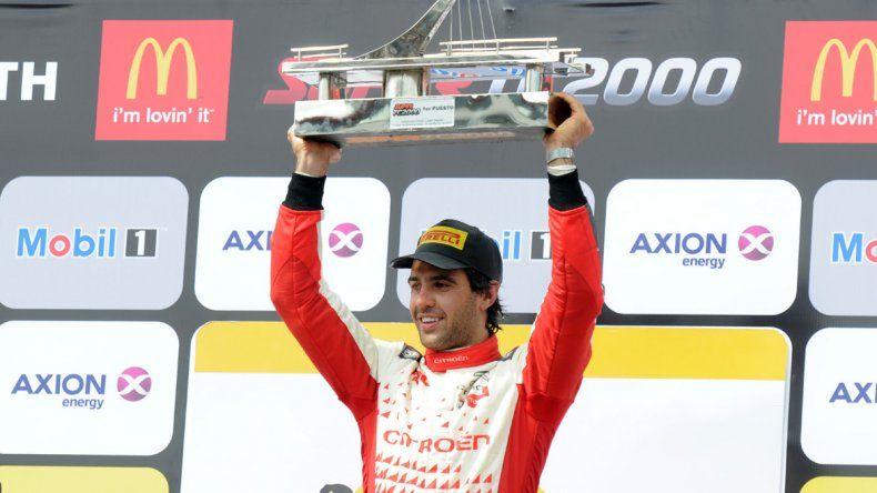 Juan Manuel Urcera ya piensa en el inicio del la temporada del Super TC2000 que se producirá el próximo mes en Buenos Aires.