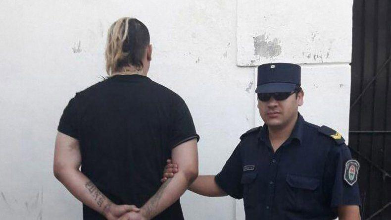Cristian Ariel Genez fue detenido ayer en Gualeguaychú luego de ser buscado intensamente desde el domingo.