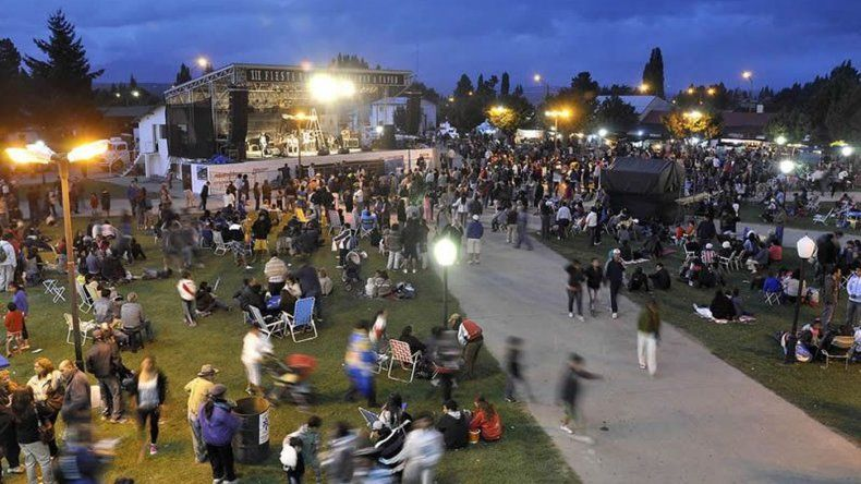 ¿Qué fiestas populares habrá este fin de semana en Chubut?
