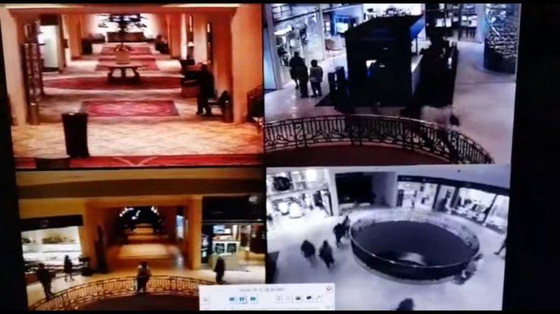 Uruguay: robaron una joyería en el hotel Conrad de Punta del Este