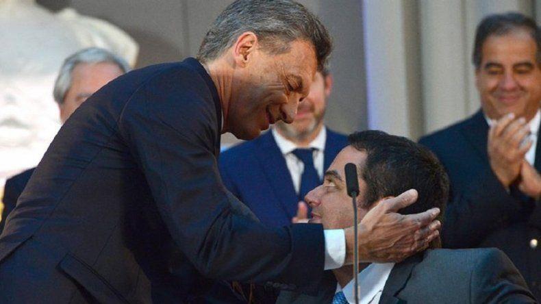 Macri habría decidido mantener a Triaca por consejo de su armonizadora