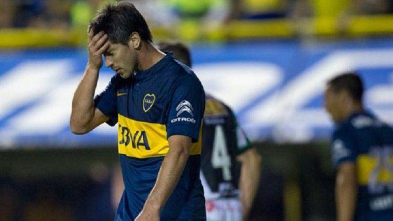 Se confirmó la lesión de Pablo Pérez