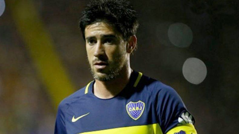 Pablo Pérez podría ser reemplazado este domingo por Emanuel Bebelo Reynoso ante Temperley.