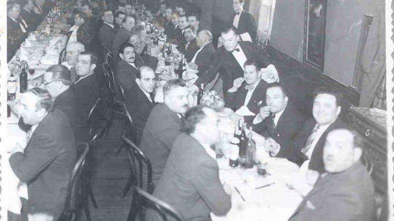 Hace 85 años un grupo de emprendedores formaban la SCPL. Hoy celebrarán su aniversario con un acto en el Centro Cultural.