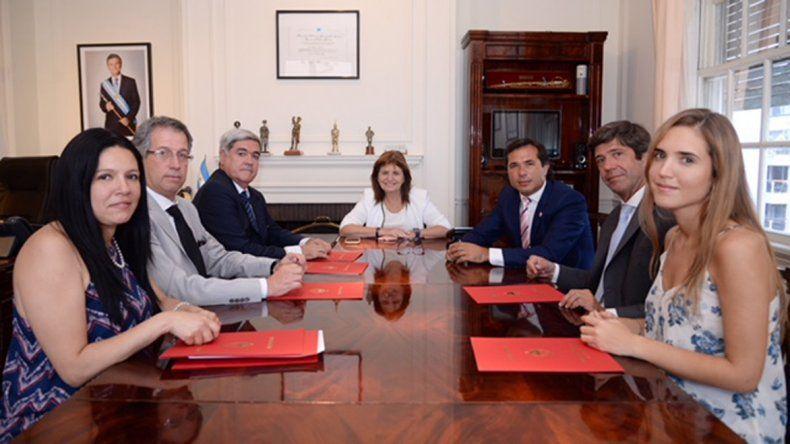 El procurador General de Chubut
