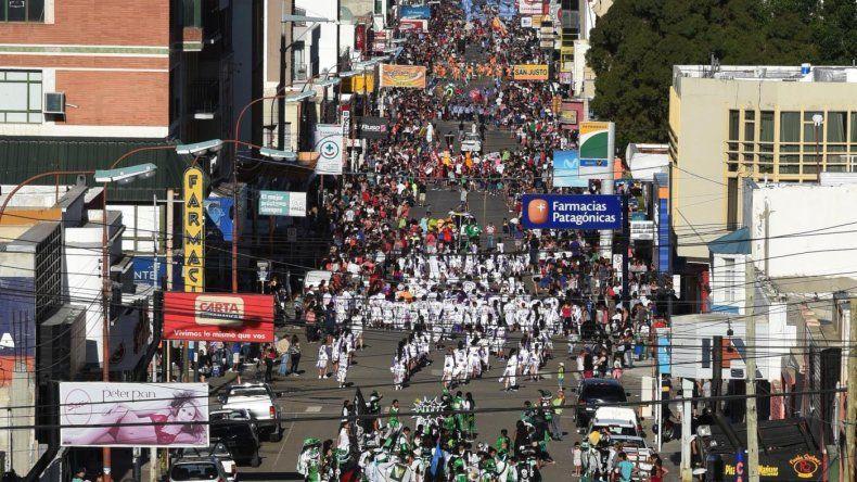Habrá un recorrido especial de colectivos en carnaval