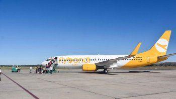 FlyBondi fue autorizada a volar directo de Buenos Aires a las Islas Malvinas