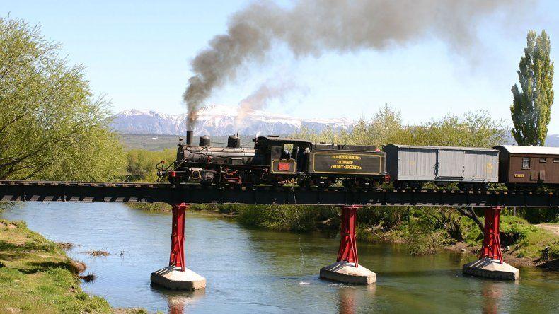 En el marco de la Fiesta Nacional del Tren a Vapor