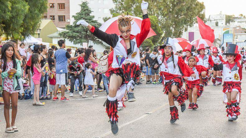 El Carnaval volverá a darle ritmo y color a la ciudad.