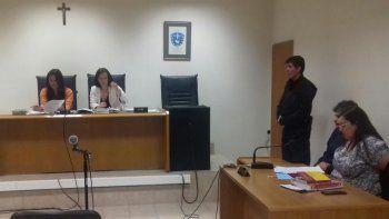 Servera ayer declaró pero la juez Gladys Olavarría le dijo que no podía increpar a ningún testigo presente en la sala.