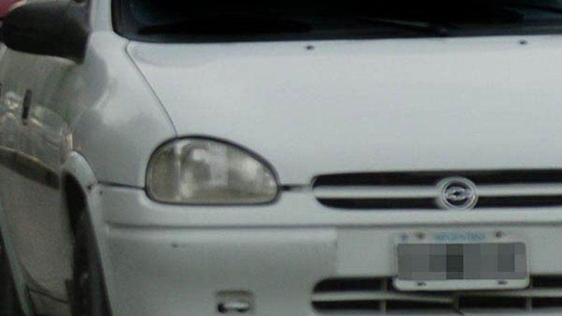 Le secuestraron el auto para que deje de acosar a su exmujer