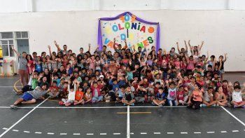 Miles de chicos serán parte del cierre de las Colonias de Verano