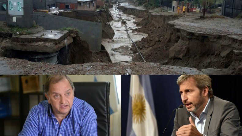 Linares se reunirá con Frigerio: podría ser definitorio para la concreción de obras