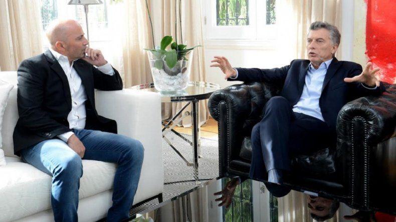 ¿Por qué fue secreta la reunión entre Sampaoli y Macri?