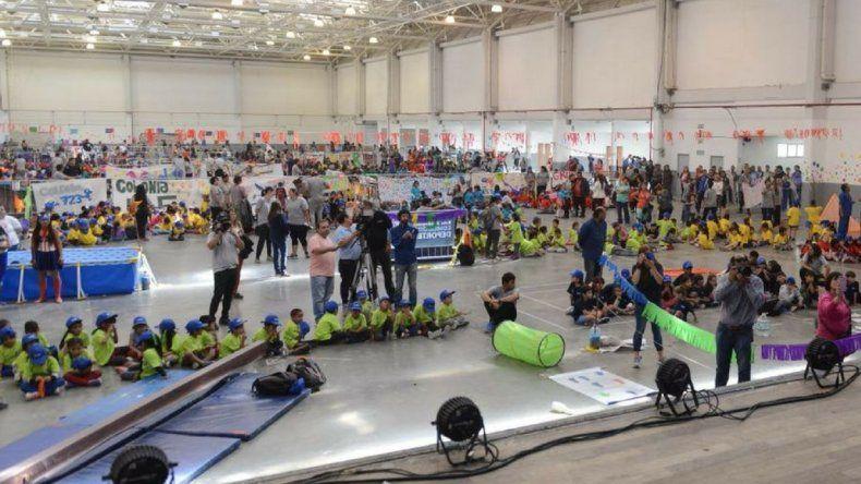 Con más de 5 mil participantes finalizaron las Colonias de Verano 2018