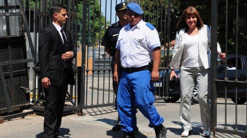 El policía Luis Chocobar fue respaldado por Mauricio Macri
