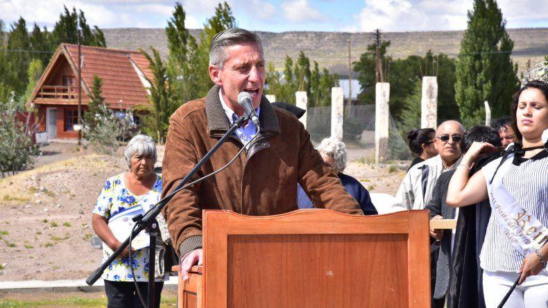 El gobernador ratificó su compromiso con el interior provincial
