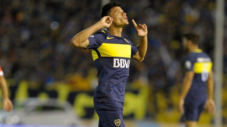 El cuestionado Walter Bou ingresará por el lesionado Pablo Pérez en el Xeneize.