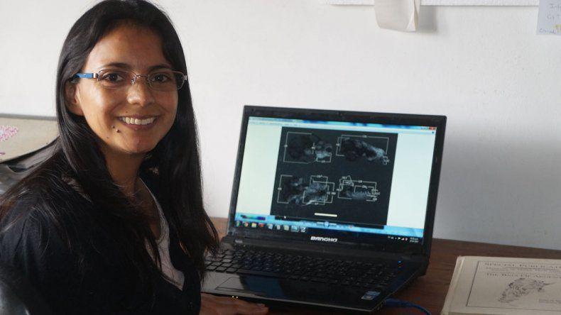 Analía Giménez se especializa en el estudio de los murciélagos.