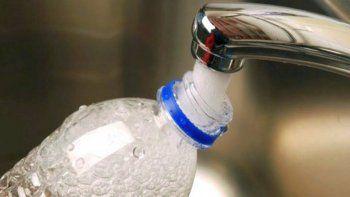se reparo la rotura y comienza a regularizarse el servicio de agua