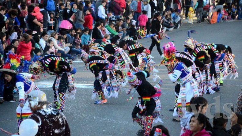 Hasta hoy se vive el Carnaval caletense