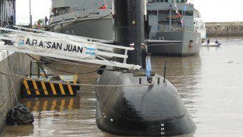 La Armada quería que el ARA San Juan sea sometido a reparaciones a principios de este año.