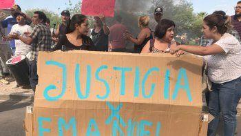 Justicia piden los amigos y familiares de Emanuel Garay, el joven que murió luego de un entrenamiento extremo para ingresar a la Escuela de Policía de La Rioja.