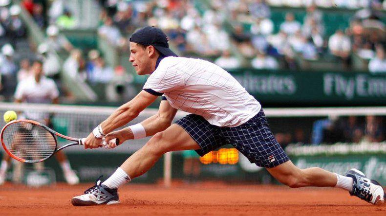 El Peque Schwartzman se ubica en el puesto 24 del ránking mundial de la ATP.