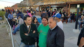 La primera edición del Festival Frutos del Mar permitió que la población pudiera disfrutar de los sabores de la región en Caleta Córdova.